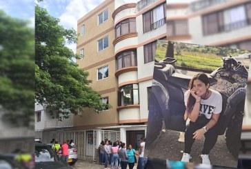 Estudiante de medicina pierde la vida tras caer del tercer piso de un edificio