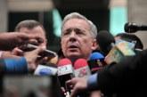 Partido de expresidente Uribe preocupado por posible fallo que podría llevarlo a la cárcel