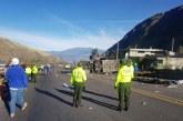 Capturan a seis personas vinculadas al caso del 'narcobus' accidentado en Ecuador