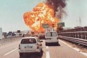 Al menos un muerto y 67 heridos por incendio y explosiones en Bolonia, Italia