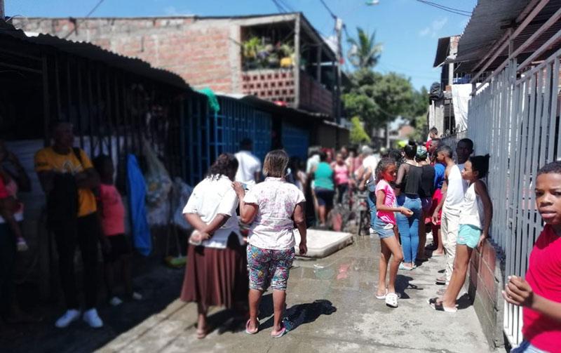 Incendio en vivienda de Pízamos deja una menor de dos años fallecida y otro herido
