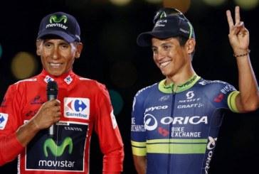 Estos son los colombianos que disputarán la Vuelta a España