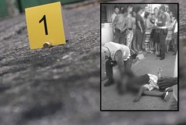 Asesinan a menor de edad en barrio Mariano Ramos, era conocida como 'La Diabla'