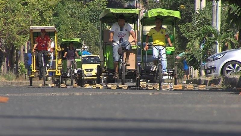 Mintransporte expidió resolución que reglamenta circulación de bicitaxis en el país
