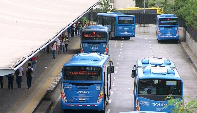 Buses del Mío contarán con 180 nuevas cámaras de monitoreo de seguridad vial