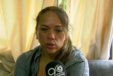 Así se salvó de la muerte mujer que viajaba en bus accidentado en Ecuador