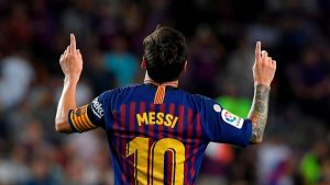 Lionel Messi no se guardó nada durante entrevista con diario español
