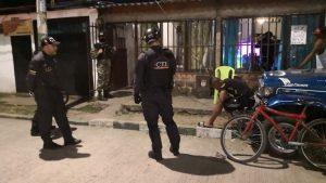 Operativos en la comuna 14 permitieron sorprender a 17 sujetos incumpliendo su detención domiciliaria