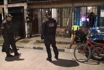 Operativos en Cali permitieron sorprender a 17 sujetos incumpliendo detención domiciliaria