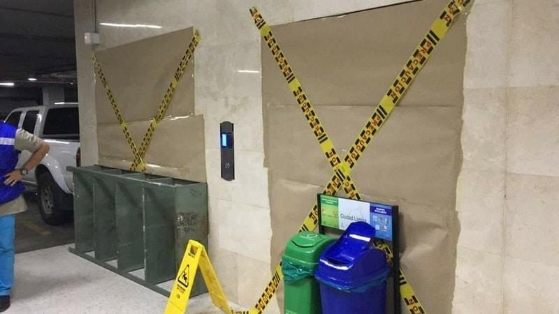 Procuraduría investiga desplome de ascensor en Palacio de Justicia de Cali