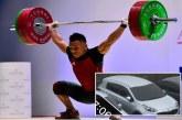 Roban camioneta de pesista olímpico Luis Mosquera en canchas panamericanas de Cali