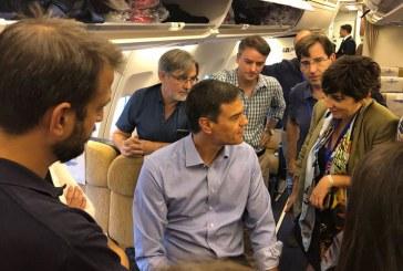 Presidente de España, Pedro Sánchez, inicia su primera gira latinoamericana
