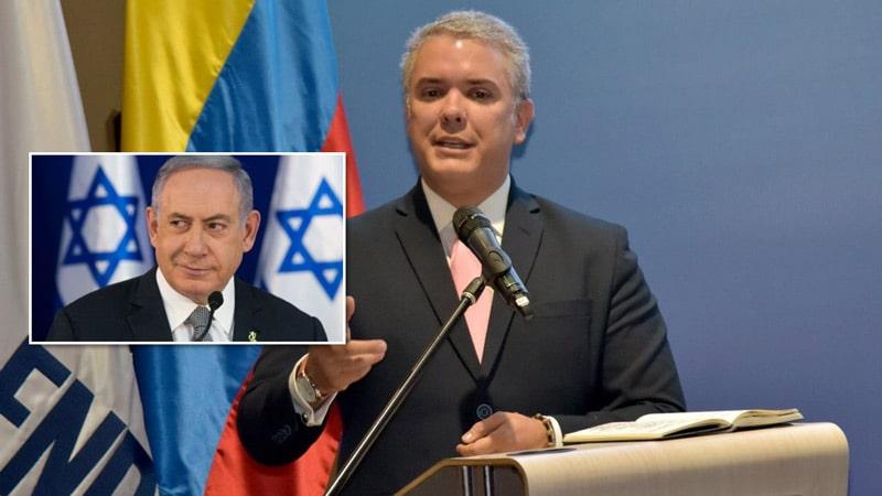Primer Ministro israelí, Benjamín Netanyahu, cancela visita a posesión de Iván Duque