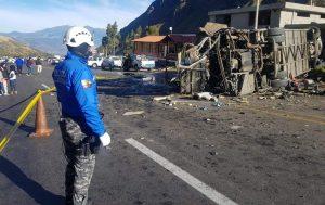 Revelan irregularidades de empresa a la que pertenecía 'narcobus' enviado a Ecuador