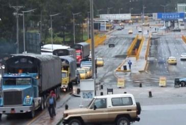 Refuerzan frontera entre Colombia y Ecuador para evitar más casos de 'narcobuses'
