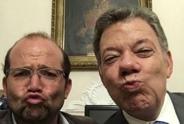 Acabado su gobierno, ¿Juan Manuel Santos se hará youtuber?