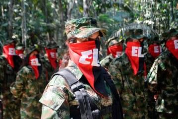 Los mensajes del ELN tras la liberación de seis personas secuestradas en Chocó