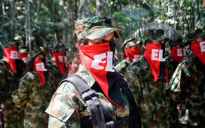"""ELN acusa al Gobierno Nacional de rechazar la paz y tener """"inclinaciones belicistas"""""""