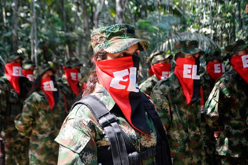 Entregan protocolo para liberación de secuestrados por el ELN en Chocó