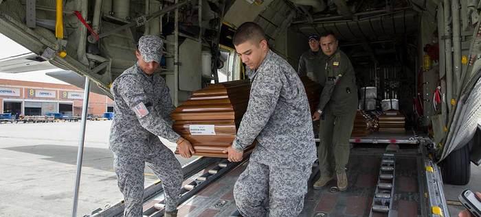 Así se llevó a cabo repatriación de cuerpos de caleños fallecidos en accidente en Ecuador