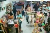 En video quedó registrado robo a boutique en el sur de Cali, buscan a la banda