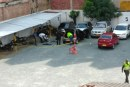 Hallan armamento al interior de vehículo cerca a la Gobernación del Valle