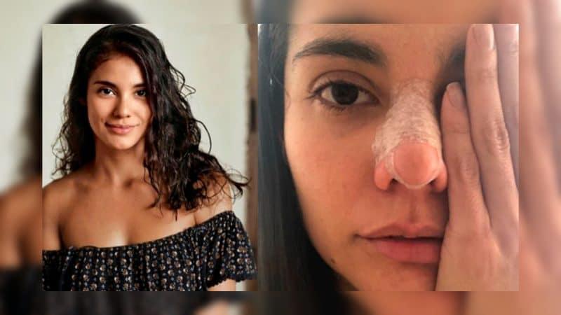 Reapareció Eileen Moreno en redes sociales con mensaje sobre la violencia