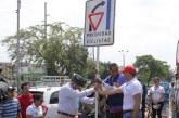 Autoridades hicieron entrega oficial de nuevo tramo de ciclorruta en el norte de Cali