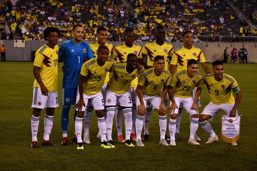 Balance positivo para la Selección Colombia en amistosos en Estados Unidos