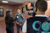 Jorge Iván Ospina solicitó esclarecer hallazgo de armamento cerca de la Gobernación