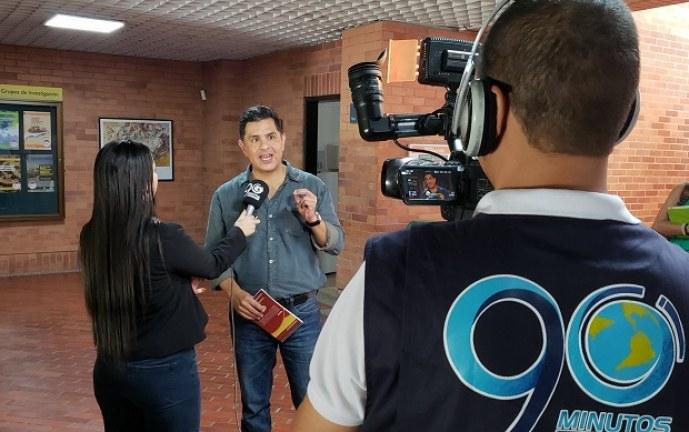 Los trinos de Jorge Iván Ospina tras revelarse la imputación de cargos de la Fiscalía