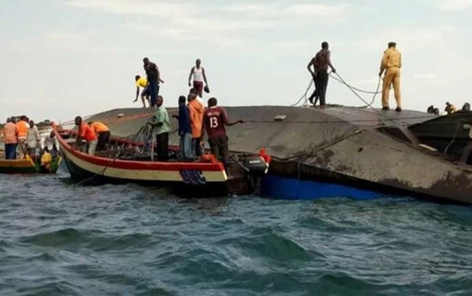 Asciende a 136 número de muertos por un accidente de ferry en Tanzania