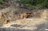 Capturadas cuatro personas que realizaban minería ilegal en zona rural de Yumbo