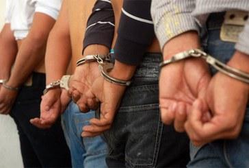 Capturados a cinco presuntos integrantes de la banda 'Los Acopy' en Cali