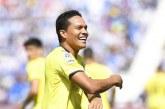 Carlos Bacca va tras Falcao para ser el máximo goleador colombiano en España