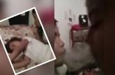 Conmoción por video en el que tres jóvenes le dan marihuana a bebé en Cali