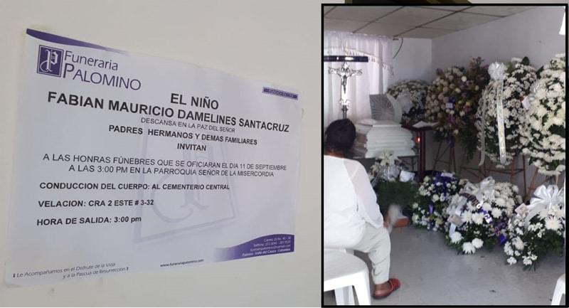 Comunidad marchará para rechazar muerte de niño en El Cerrito, Valle del Cuaca