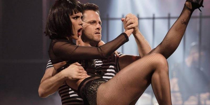 Fuertes críticas recibió Greeicy Rendón tras caerse en su rutina de baile en reality