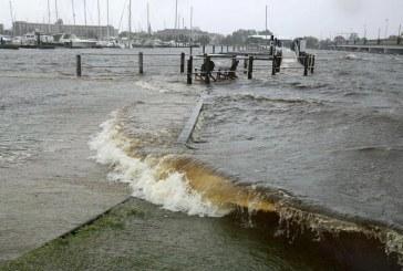 Al menos cuatro muertos por huracán Florence en Carolina del Norte