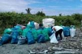 Una tonelada de residuos sólidos fueron recogidos en Punta Soldado, Buenaventura