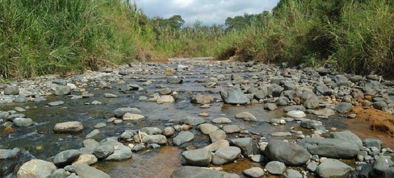 CVC canceló licencia que permitía explotación de materiales de arrastre en río Pance