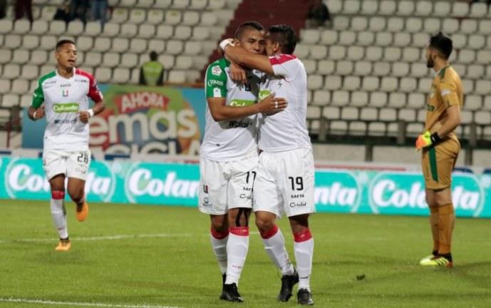 Con la mente en 'Blanco': Deportivo Cali no tuvo ideas y cayó ante Once Caldas