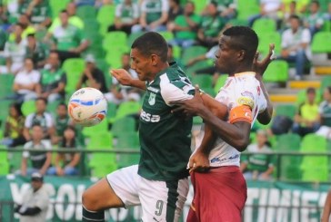 Deportivo Cali fue ineficaz y cae de local ante el campeón Tolima