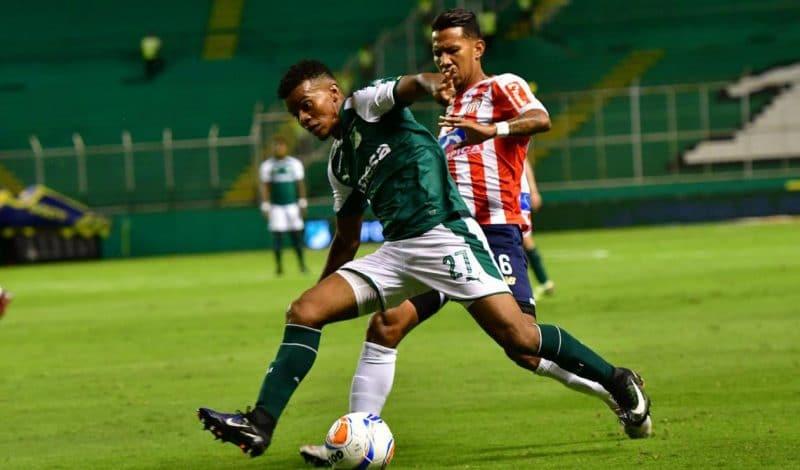 Deportivo Cali cae ante el mejor Junior del semestre en cuadrangulares