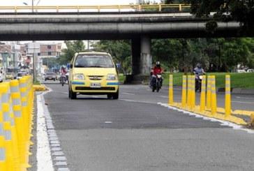 Taxis y vehículos de transporte escolar podrán circular en Día sin Carro y Moto de Cali