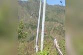 Investigan atentado contra infraestructura energética en Toribío, Cauca