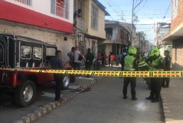 Explosión de granada de fragmentación causó daños materiales en casa de Tuluá
