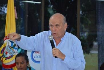 Roban finca del Alcalde Cali, Maurice Armitage, en el corregimiento de El Saladito