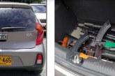 Fiscalía inició investigación de vehículo con armas hallado cerca de Gobernación del Valle