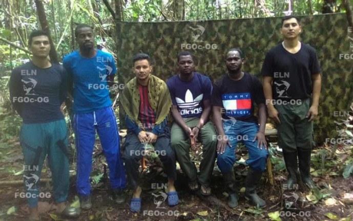 Comisionado de Paz dice que está en marcha liberación de secuestrados por ELN
